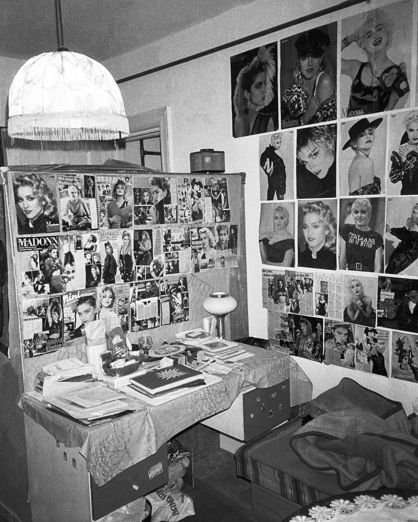 Surveillance photo of a bedroom of a teen with alleged pro-Western sympathies simonmenner-stasi-125