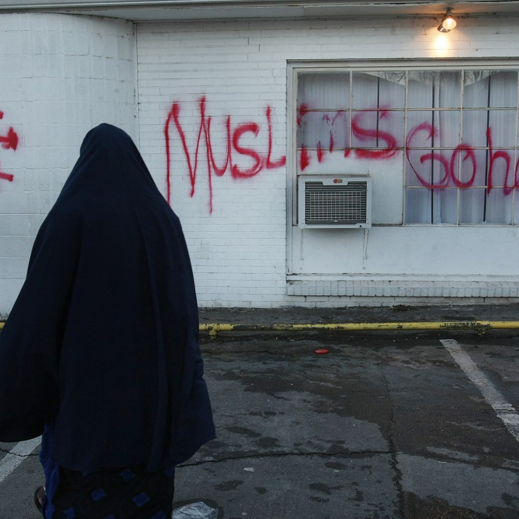 a deeper look at islamophobia in america media roots reporting muslim vandalism
