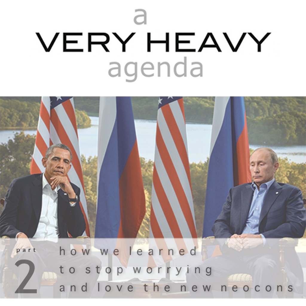 A Very Heavy Agenda Pt2 Poster
