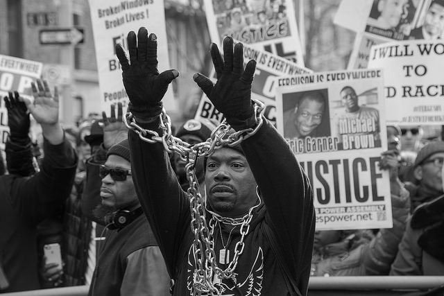 BlackProtestby Barry Yanowitz